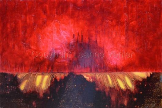 Pulsating Luminosity by Leanne Venier