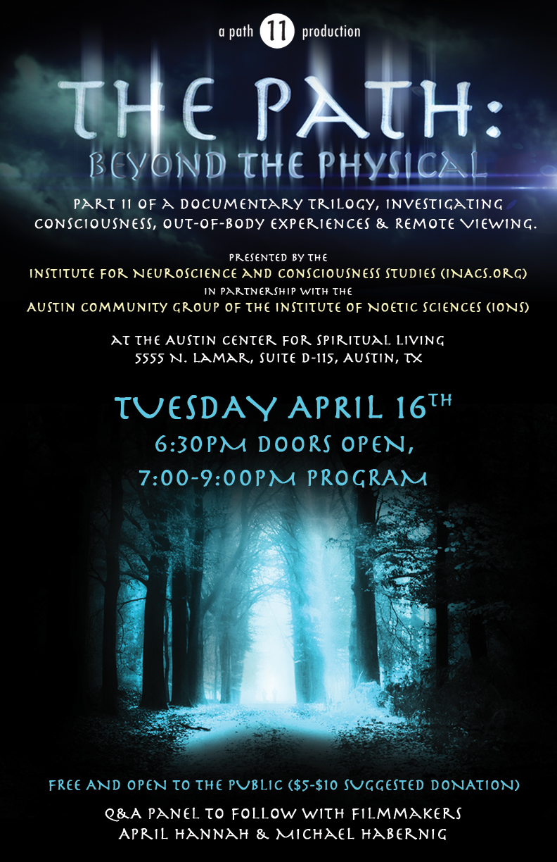 Premiere of 'The Path: Beyond the Physical' –…